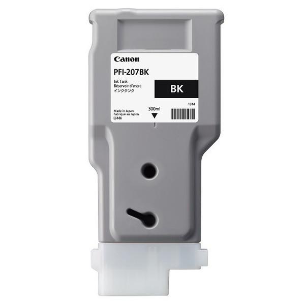 Тонер Canon PFI-207BK (8789B001AA)
