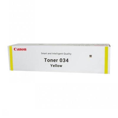 Тонер Canon 034 YL (9451B001AA)
