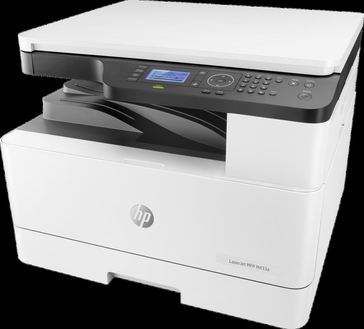 Многофункциональное устройство HP МФУ HP 1VR14A LaserJet MFP M433a Printer (A3) Printer/Scanner/Copier, 600