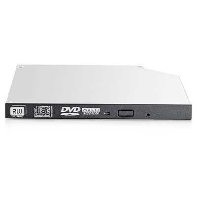 Дисковод лазерных дисков HPE HP 9.5mm SATA DVD-RW Jb Gen9 Kit