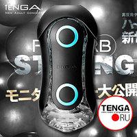 TENGA Стимулятор Flip ORB Strong синий, фото 1