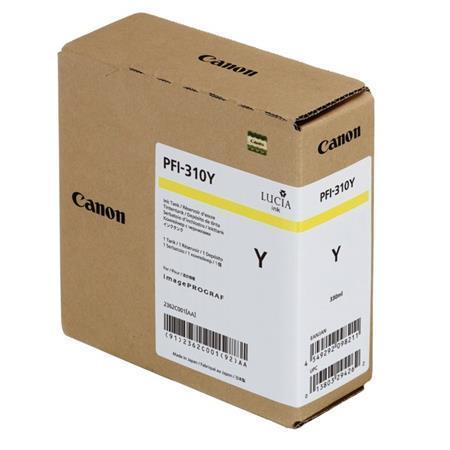 Картридж Canon PFI-310Y (2362C001)