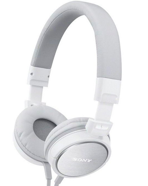 Наушники Sony MDRXD150W.AE белый