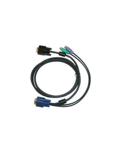 D-Link DKVM-IPCB  Кабель KVM для устройств DKVM-IP1/IP8, длина 1,8м