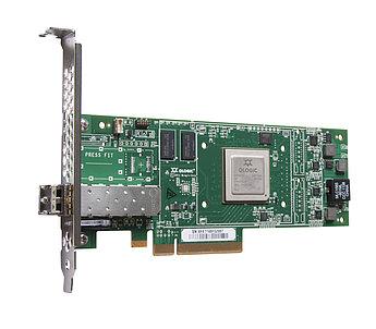 Адаптер FC 16Gb QW971A HPE StoreFabric SN1000Q 16GB 1-port PCIe Fibre Channel Host Bus Adapter (PCIe 3.0 x8)