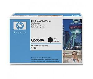 Картридж HP Q5950A, Чёрный, На 11000 страниц для HP Color LaserJet 4700