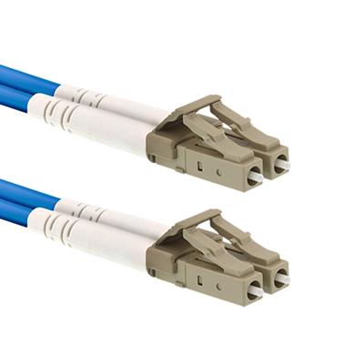 Кабель оптический QK732A HPE Premier Flex LC/LC Multi-mode OM4 2 fiber 1m Cable