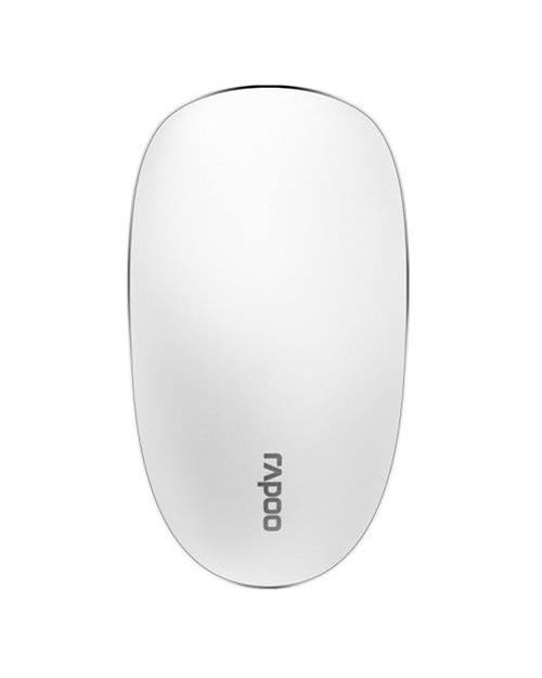 Мышь беспроводная RAPOO T8, White