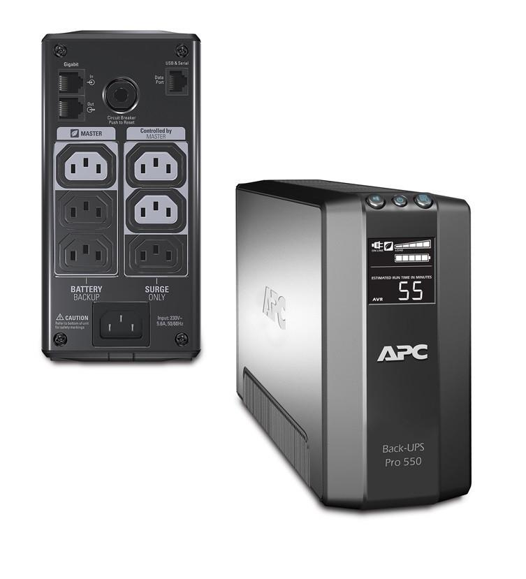 ИБП APC BR550GI (BR550GI)
