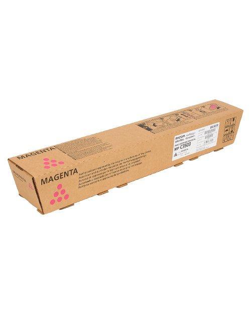 Ricoh 841819 Тонер-картридж тип MP C3503 малиновый