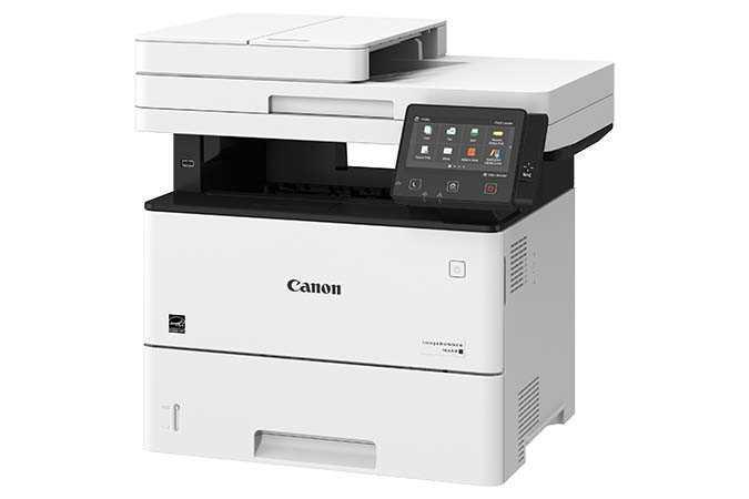 Аппарат копировальный Canon imageRUNNER 1643iF (А3, Ч/б печать 43 стр.мин А4 в комплекте с двусторонним
