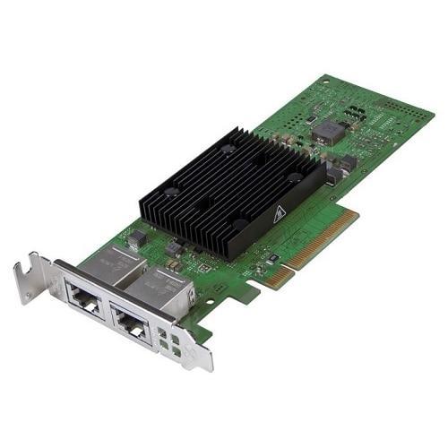 Сетевая карта Dell Broadcom 57412 Dual Port 10Gb, SFP+, PCIe Adapter, Low Profi le (540-BBVL)