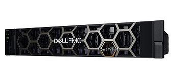 Хранилище Dell ME4024, 2x1.2Tb HDD, 10Gb SFP+ 8 Port Dual Controller (210-AQIF-10GS)