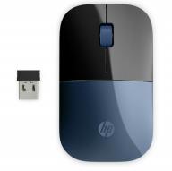 Мышь беспроводная HP 7UH88AA, Z3700, синяя