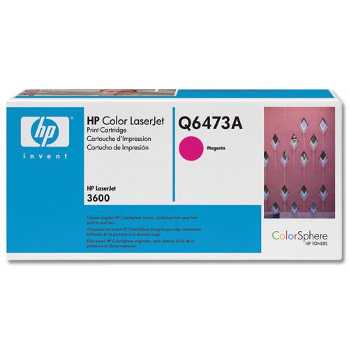 Картридж HP Europe Q6473A (Q6473A)