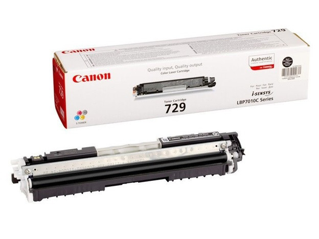 Картридж Canon 729 B (4370B002AA)