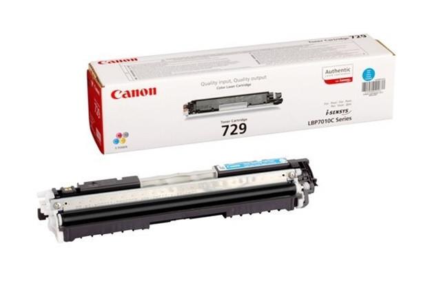 Картридж Canon 729 С (4369B002)
