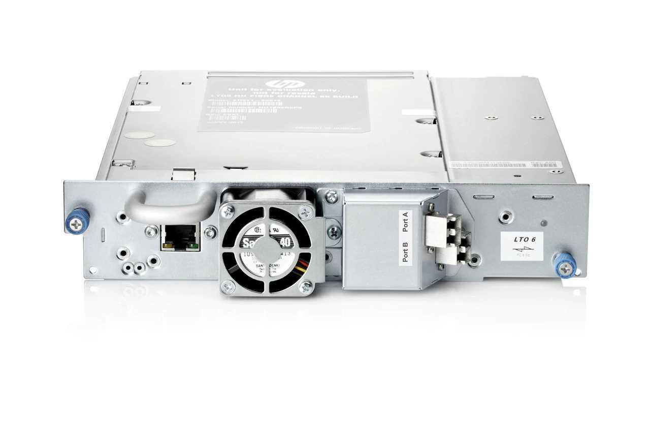 Механизм лентопротяжный HPE HP MSL LTO-6 Ultr 6250 FC Drive Upg Kit