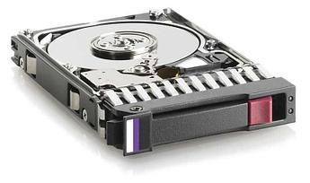 Накопитель на жестком магнитном диске HPE HPE MSA 2TB 12G SAS 7.2K 2.5in 512e HDD