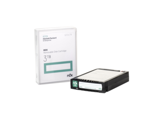 Накопитель на жестком магнитном диске HPE HPE RDX 3TB Removable Disk Cartridge - фото 1