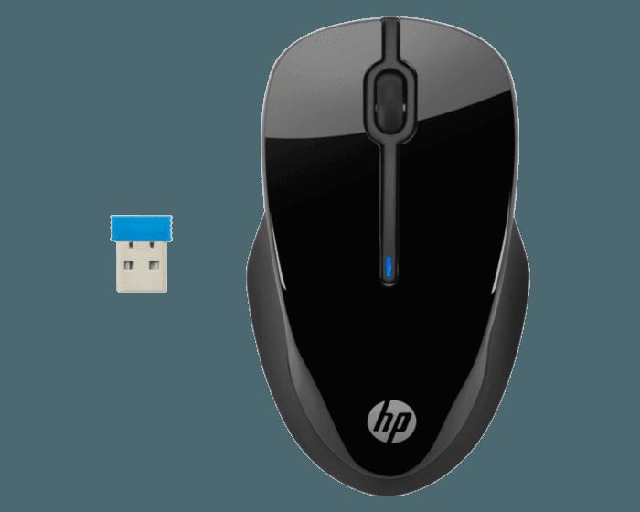 Мышь беспроводная HP 3FV67AA, 250