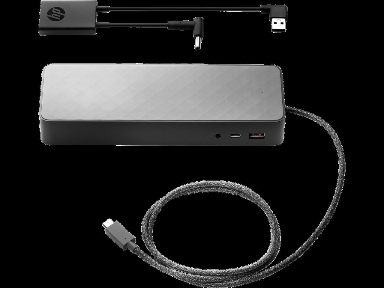 Универсальная док-станция HP 2UF95AA с адаптером 4,5 мм/USB