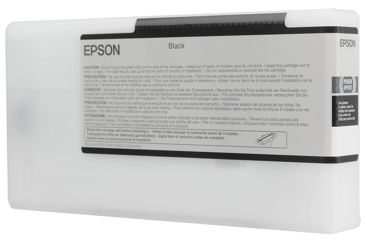 Картридж Epson C13T636800 Matte Black