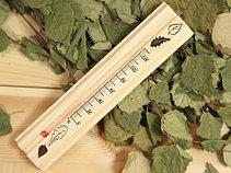 Часы и термометры для бани
