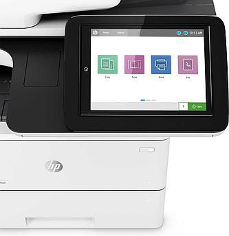 Многофункциональное устройство HP МФУ HP 1PV65A LaserJet Enterprise M528f (A4) Printer/Scanner/Copier/ADF/Fax,