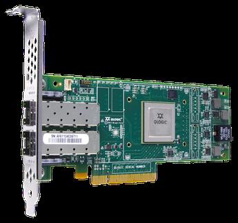 Адаптер главной шины HP Enterprise StoreFabric SN1000Q (QW972A)