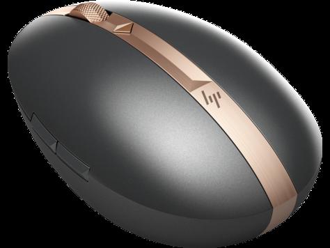 Мышь аккум HP Spectre 700 темно-серая 3NZ70AA