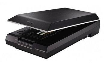 Сканер Epson Perfection V600 Photo B11B198033, А4,CCD,планшетный, 6400x9600 dpi, USB 2.0