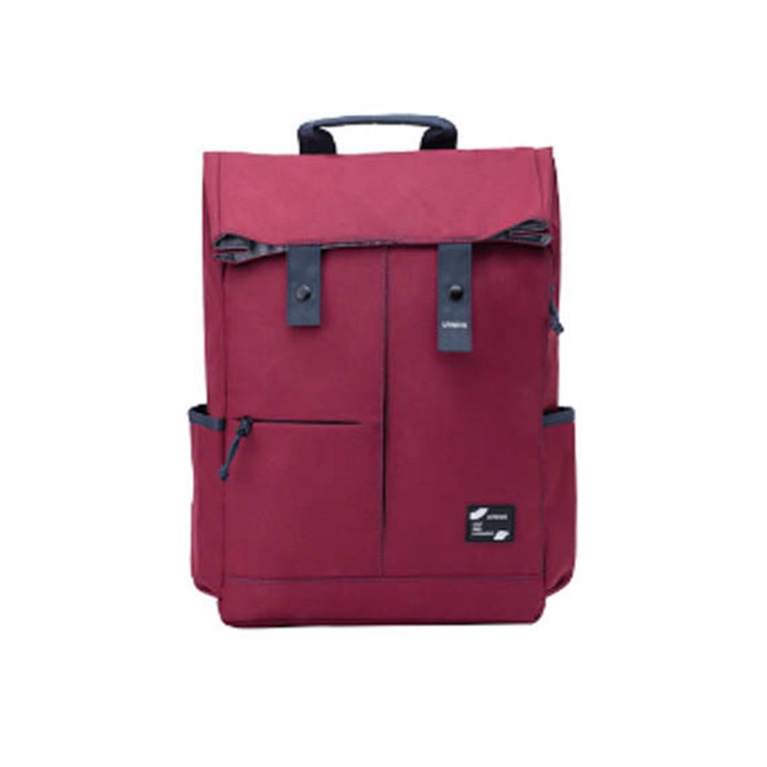 Рюкзак Xiaomi Urevo YouQi Energy College Leisure Backpack Bordo