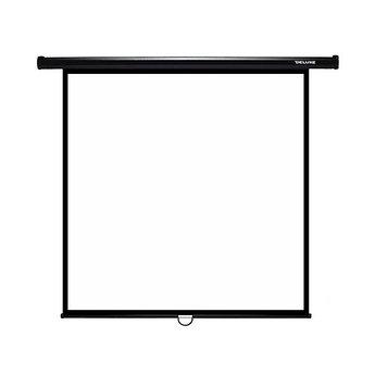 "Экран Deluxe DLS-M274x (108""х108""), ? - 152"", Раб. поверхность 266х266 см., 1:1"