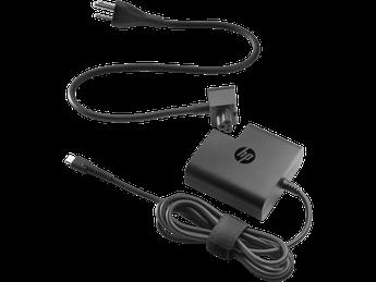 Адаптер питания HP USB-C мощностью 65 Вт X7W50AA