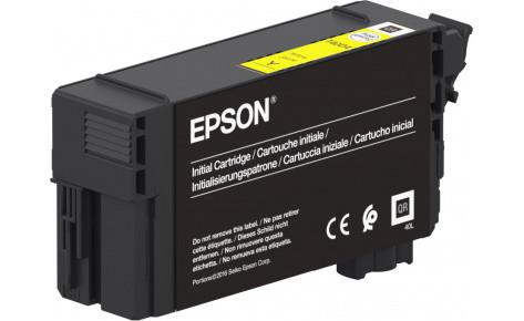 Картридж струйный Epson C13T40D440, желтый, Singlepack UltraChrome XD2 Yellow T40D440, 50ml