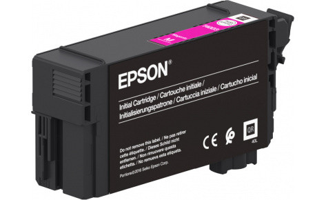 Картридж струйный Epson C13T40D340, пурпурный, Singlepack UltraChrome XD2 Magenta T40D340, 50ml