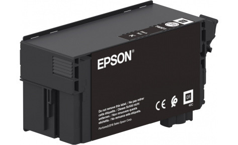 Картридж струйный Epson C13T40D140, Черный, Singlepack UltraChrome XD2 Black T40D140, 80ml