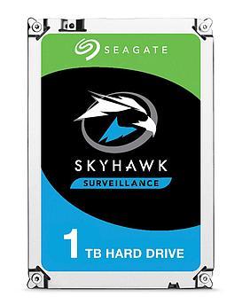 "Накопитель на жестком магнитном диске Seagate Жесткий диск HDD 1TB Seagate SkyHawk ST1000VX005 3.5"" SATA 6Gb/s"