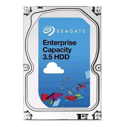 Накопитель на жестком магнитном диске Seagate Жесткий диск Exos 7E8 HDD 4TB Seagate Exos 7E8 HDD ST4000NM0025
