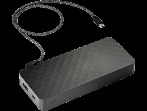 Внешний аккумулятор HP 2NA10AA USB-C Notebook Power Bank