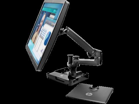 Стенд HP Europe Hot Desk Stand (W3Z73AA)