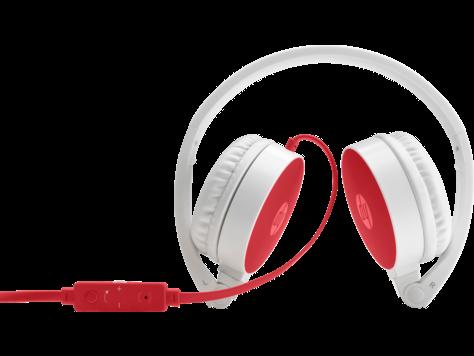 Стереогарнитура HP W1Y21AA, H2800, Cardinal Red