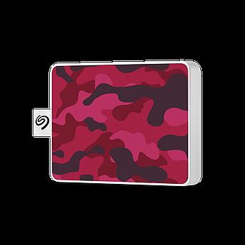 Накопитель на жестком магнитном диске Seagate Внешний твердотельный накопитель Seagate One Touch SSD Special