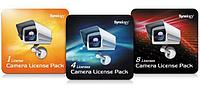 Ключ лицензионный Synology Пакет лицензий Synology DEVICE LICENSE (X 1) на 1 IP- камеру/устройство