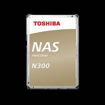 Накопитель на жестком магнитном диске TOSHIBA Жесткий диск TOSHIBA HDWG11AUZSVA/HDEXV10ZNA51F N300