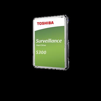 Накопитель на жестком магнитном диске TOSHIBA Жесткий диск TOSHIBA HDWT31AUZSVA/HDETV10ZSA51F S300