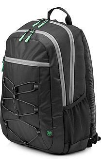 """Рюкзак для ноутбука HP 1LU22AA Active Black Backpack, 15.6"""""""