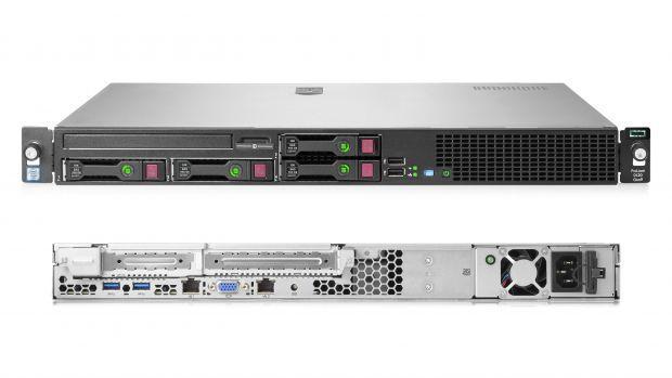 Сервер HP Enterprise DL20 Gen10 (P06478-B21)