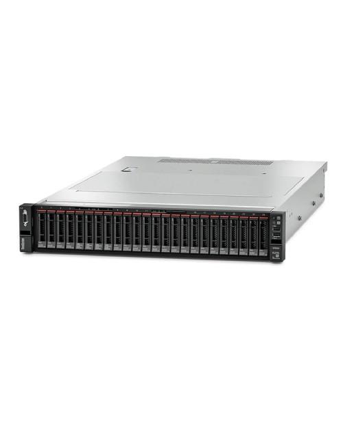 Сервер Lenovo ThinkSystem SR650, процессор Intel Xeon (2 max), 1x 4114 10C, 85W 2.2GHz, память RDIMM (24 max),
